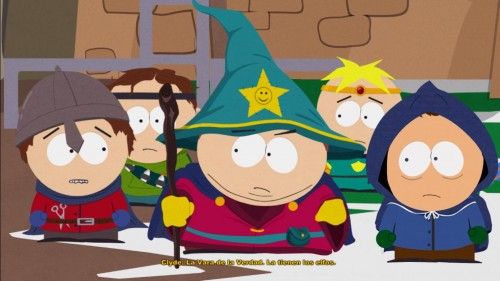 Cartman team