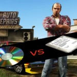 Grand Theft Auto 5 Digital Vs físico