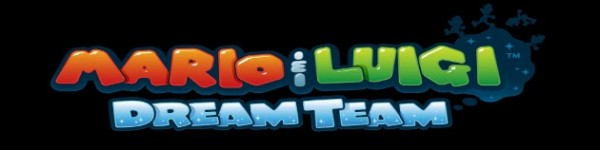 Mario & Luigi Dream Team - Logo