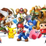 Super Smash Bros 3DS/Wii U está cerca