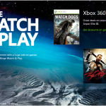 Watch and Play Sale Xbox 360, muchas Ofertas!!